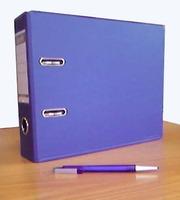 Папки офисные Bantex А5
