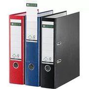 Продам папки-регистраторы  арочный механизм,  пластик А4 80 мм Leitz